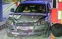 Truy tìm xe Audi nghi gây tai nạn rồi bỏ trốn