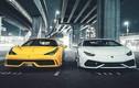 Ngựa hoang đọ bò tót - Ferrari 458 Speciale đọ dáng Lamborghini Huracan
