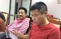 Chí Trung tiết lộ ảnh hậu trường Táo quân 2016