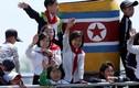Hình ảnh trẻ em Triều Tiên ở vùng nông thôn và tỉnh lẻ