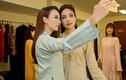 Ngọc Diễm đọ sắc cùng Hoa hậu Biển Ninh Hoàng Ngân