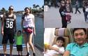 Sao Việt đón Tết dương lịch: Người rong chơi, kẻ miệt mài chạy show