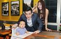 Ngắm con trai đáng yêu của Phi Thanh Vân và Bảo Duy