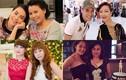 Ngắm những bà mẹ trẻ đẹp đáng ngưỡng mộ của sao Việt