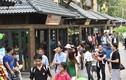 Phố sách Hà Nội thu hút người dân ngay ngày đầu khai trương