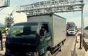 50 ôtô chặn trạm BOT phản đối thu phí, quốc lộ ách tắc