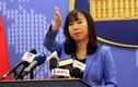 Việt Nam yêu cầu Trung Quốc chấm dứt tập quân sự ngoài cửa Vịnh Bắc Bộ