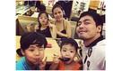 Hot Face sao Việt 24h: MC Phan Anh hạnh phúc bên vợ con