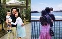 Loạt ảnh hạnh phúc của Vy Oanh bên chồng trước ồn ào