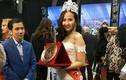 Khánh Ngân The Face đăng quang Hoa hậu Hoàn cầu 2017