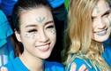 Đỗ Mỹ Linh khoe vẻ rạng rỡ tại Hoa hậu Thế giới 2017