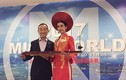Đỗ Mỹ Linh trắng tay ở phần thi tài năng Miss World 2017