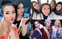 Hình ảnh đầu tiên của Khánh Phương tại HH Siêu quốc gia 2017