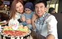 Hot Face sao Việt 24h: Đan Trường đón sinh nhật bên vợ con