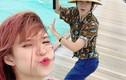 Hot Face sao Việt 24h: Khởi My - Kelvin Khánh nhí nhảnh ở Maldives