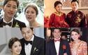 Những đám cưới đình đám nhất làng giải trí Hoa – Hàn 2017