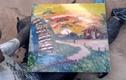Vẽ tranh bằng tay không tuyệt đỉnh hút hàng triệu người xem