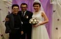 Đám cưới siêu dễ thương của Huỳnh Đông và Ái Châu