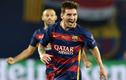 Hai bàn thắng đẹp của Messi ở Siêu cúp châu Âu 2015