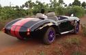 Xe thể thao tự chế đẹp từng centimet của thợ Việt