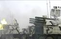 """Hạm đội của Nga nã tên lửa """"rầm trời"""", phô diễn hỏa lực khủng"""