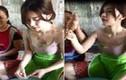 Nhan sắc vạn người mê của cô gái bán thịt Thái Lan