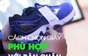 Cách chọn giày phù hợp cho người chạy bộ