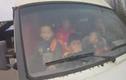 Trung Quốc: Ô tô 19 chỗ nhồi 74 trẻ mầm non gây sốc