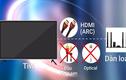 Những công dụng ít ngờ tới của cổng HDMI trên tivi