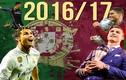 Thăng hoa mùa giải 2016/17 thần kỳ của Ronaldo