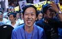 Hoài Linh khiến khán đài chung kết Bolero náo nhiệt