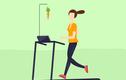 Ăn gì trước và sau khi tập thể dục?