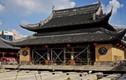 """""""Thần đèn"""" di dời chùa cổ ở Thượng Hải"""