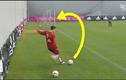 Video: 11 pha biểu diễn đá phạt kỹ thuật hiếm thấy trong bóng đá