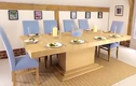 Video: Gia đình nào cũng muốn có những chiếc bàn tuyệt vời này