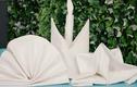 Video: Gấp khăn ăn đơn giản, chuẩn đẹp như khách sạn