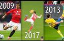 Video: Mãn nhãn những bàn thắng đẹp nhất từ 2009-2017