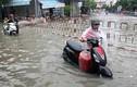 Cách bảo vệ xe tay ga khi đi qua đường ngập nước