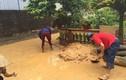 Ảnh bùn đất ngập nhà dân khiến FLC Hạ Long bị đình chỉ thi công