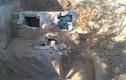 Ảnh: Khai quật hai ngôi mộ cổ gần trường mầm non ở Quảng Ninh
