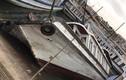 Tàu du lịch lại bị đắm trong âu cảng quốc tế Tuần Châu