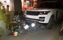 Kẻ trộm Range Rover, gây tai nạn liên hoàn ở HN: Phạm tội gì?