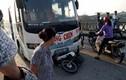 Ninh Bình: Bị ô tô khách tông, một người tử vong, một người văng sông