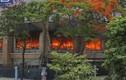 Hải Phòng: Cháy dữ dội tại công ty LS Vina cable