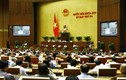 Quốc hội thông qua Chương trình xây dựng luật, pháp lệnh năm 2018