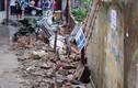 Hải Phòng: Tường bao đổ trong mưa lớn, đè bé trai tử vong