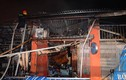 Nguyên nhân siêu thị Thành Đô cháy rụi trong mưa?