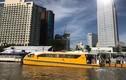 Cận cảnh tuyến buýt đường thủy đầu tiên TP HCM vận hành chính thức