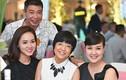 Công Lý cùng tình mới và vợ cũ dự tiệc cưới MC Thành Trung