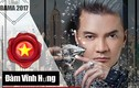 Mr. Đàm được đề cử Nghệ sĩ Việt xuất sắc nhất tại BAMA 2017